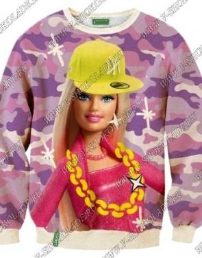 """Толстовка  """"Барби""""  Хит 2013"""