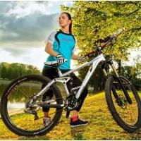 Женские спортивные костюмы для велоспорта