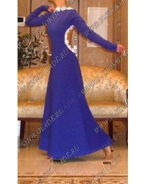 Синее платье купить недорого в интернет магазине