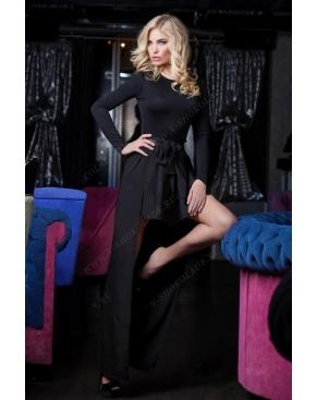 """Платье + юбка """"Пандора"""" Чёрное"""