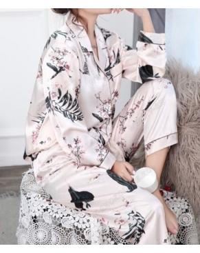 Пижама женская с длинным рукавом Сакура