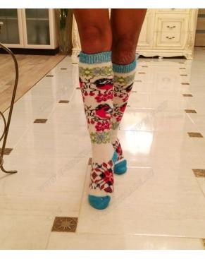 Модные шесртяные носки купить в Москве интернет магазине В шоколаде.ру