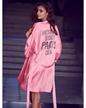 """Халат женский """" Victoria Secret """" Розовый"""