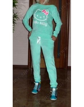 "Велюровый костюм Хелло Китти ""Hello Kitty"""
