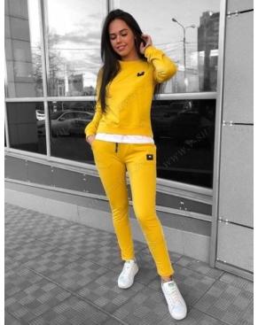 Спортивный костюм MC Fashion / Желтый