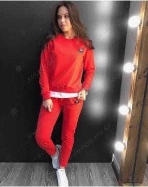 Спортивный костюм MC Fashion / Красный