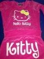"Детский велюровый костюм Хелло Китти ""Hello Kitty"" Розовый"